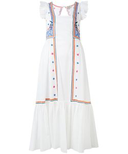 Temperley London | Embroidered Flared Dress