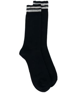COMME DES GARCONS HOMME PLUS | Comme Des Garçons Homme Plus Striped Socks Size Small