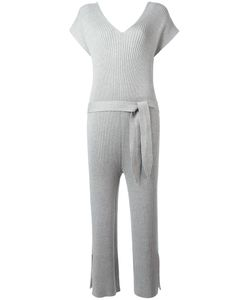 Designers Remix | Ribbed Jumpsuit 36 Cotton/Polyamide