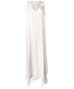 Brunello Cucinelli | Sleeveless Embellished Dress