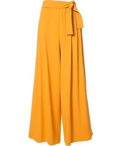 TOME | Crepe Karate Trousers Large Silk/Spandex/Elastane