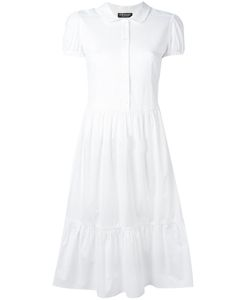 Twin-set | Polo-Style Dress 40 Cotton/Spandex/Elastane