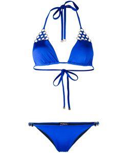 MOEVA   Celular Chain Trim Bikini Medium Polyamide/Spandex/Elastane