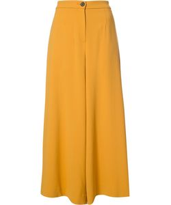 TOME | Wide-Legged Trousers Large Silk