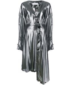 Wanda Nylon | Асимметричное Платье На Пуговицах