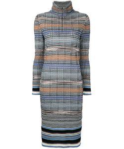 Missoni | Трикотажное Платье В Клетку Prince Of Wales