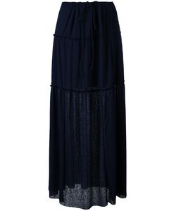See By Chloe | See By Chloé Pleated Maxi Skirt Size Xs