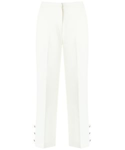 EGREY   Cropped Tailored Trousers 36