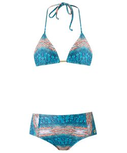 Brigitte | Triangle Bikini Set Size Medium