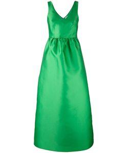 P.A.R.O.S.H. | P.A.R.O..H. Fitted Waist Evening Gown