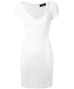 Dsquared2 | Deep V-Neck Dress M