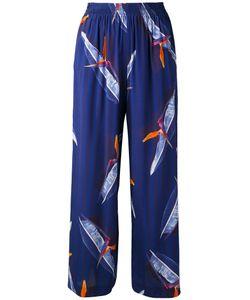 Cacharel | Botanical Print Trousers