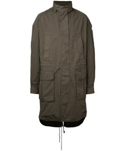 JUUN.J | High Neck Parka 48 Cotton