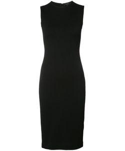 Theory | Sleeveless Stretch Dress Medium Cotton/Polyamide/Spandex/Elastane