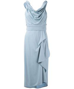 ROSSELLA JARDINI   Draped Dress Size 42