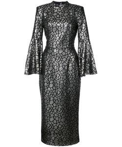 Rebecca Vallance | Fitted Midi Dress