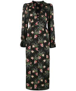 VILSHENKO | Print Dress 14 Silk