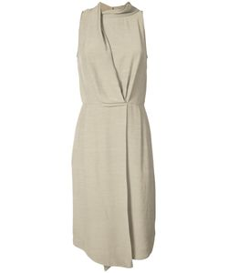Jil Sander Navy | Wrap Dress