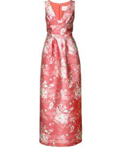 Carolina Herrera | Jacquard Gown
