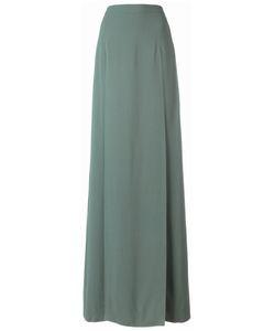 Chalayan | Long Split Skirt 40 Viscose/Acrylic