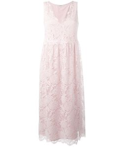 P.A.R.O.S.H. | Lace Dress Medium Cotton/Viscose/Polyamide/Polyester