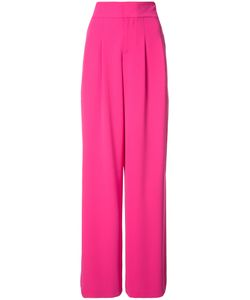 Alice + Olivia | Flared Tailored Trousers Women 10