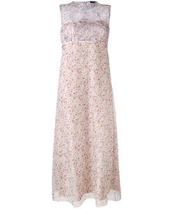 Calvin Klein Collection | Платье С Цветочным Узором