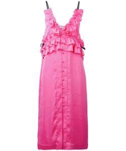 Steve J & Yoni P | Frill Slip Dress