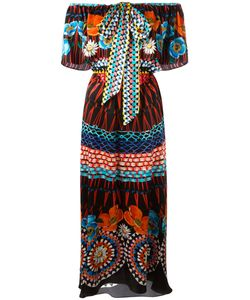 Temperley London | Print Dress 8 Silk