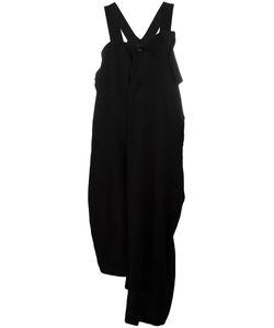Yohji Yamamoto | Asymmetric Draped Jumpsuit Size