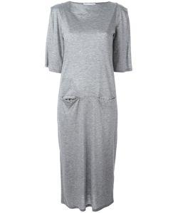 FACETASM | Jersey Midi Dress 2 Cupro/Tencel