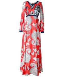 Manoush | Длинное Платье С Принтом Пейсли
