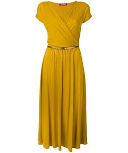 Max Mara Studio | Belted Wrap Dress