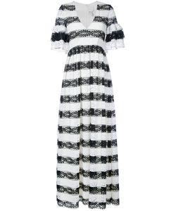 Huishan Zhang | Cora Dress 10 Polyester/Nylon