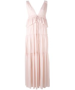 See By Chloe | See By Chloé Column Maxi Dress