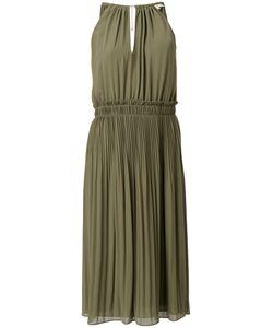 Michael Michael Kors | Pleated Dress