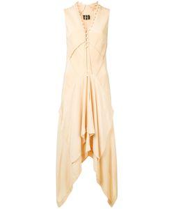 KITX | Draped Dress 14 Silk