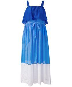 Diane Von Furstenberg | Платье Макси Со Вставкой