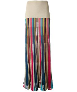 Twin-set   Knitted Maxi Skirt