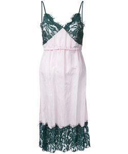 MM6 by Maison Margiela | Платье Со Вставкой