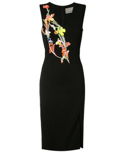 Jason Wu | Embroidered Flowers Dress Size 8