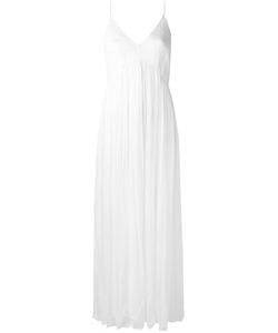 Mes Demoiselles | Spaghetti Strap Long Dress Size 40