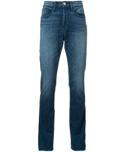 3X1 | Straight-Leg Jeans 30 Cotton/Polyester/Spandex/Elastane