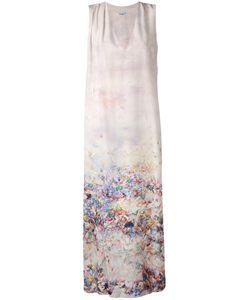 Cacharel | Длинное Платье С Цветочным Принтом