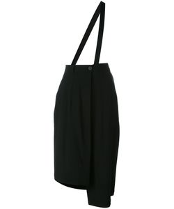 Isabel Benenato | Asymmetric Cropped Trousers 44