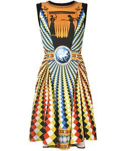 Mary Katrantzou | Fresco Sublimated Dress