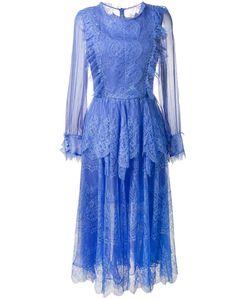 Maria Lucia Hohan | Marshala Dress 38 Silk/Polyamide/Nylon/Viscose
