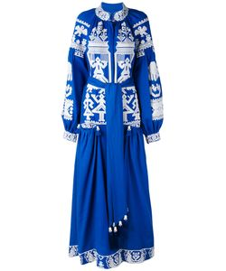 Yuliya Magdych | Платье Swan