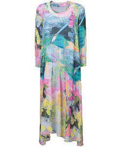 Tsumori Chisato | Brushstroke Print Dress Women