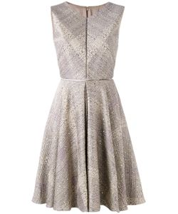 Talbot Runhof | Sequin Embellished Dress